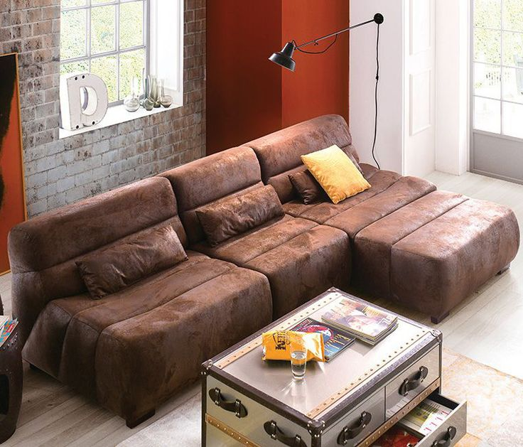 74 best Retro Chic images on Pinterest Retro chic, Living room - industrial chic wohnzimmer