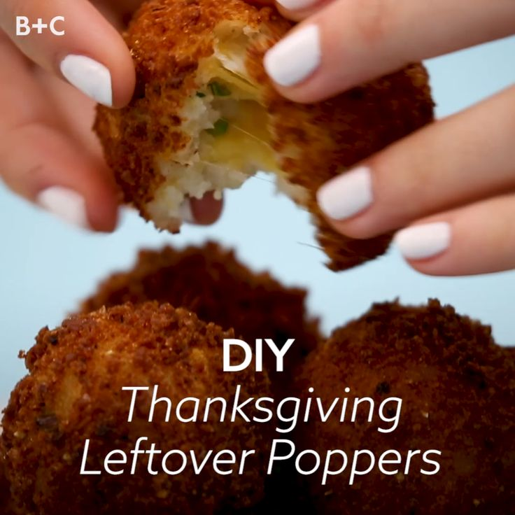 Make the most of your Thanksgiving leftovers.