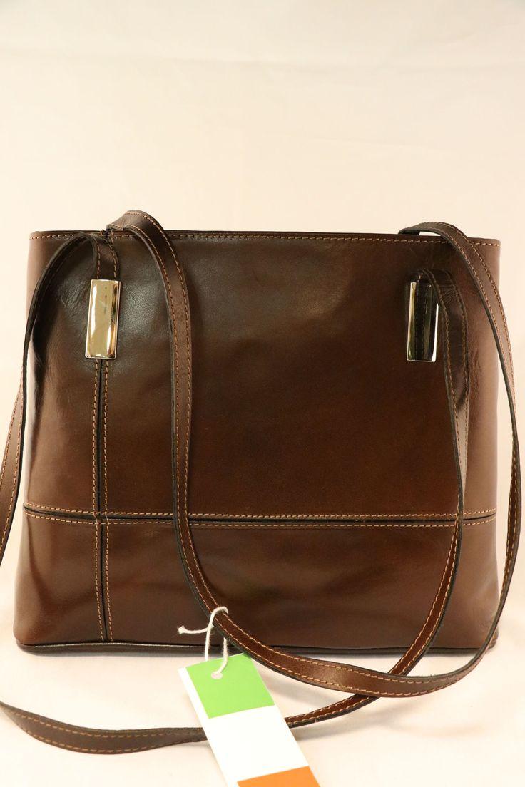 damestas, bruin kleur. | DenBosch Fashion