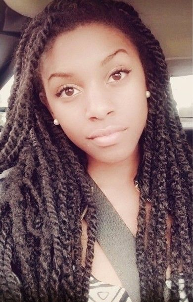 Pics For > Medium Marley Twists | hair | Pinterest ...