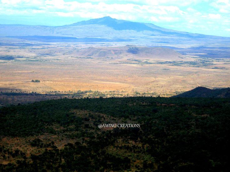 The great rift valley , landscape photography , landscape prints, africa photography , scenery by AwinoCreations on Etsy