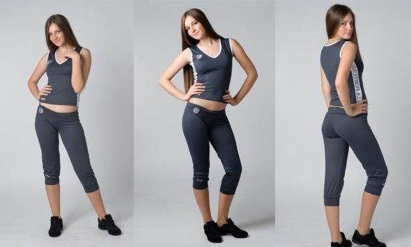 одежда для фитнеса фото