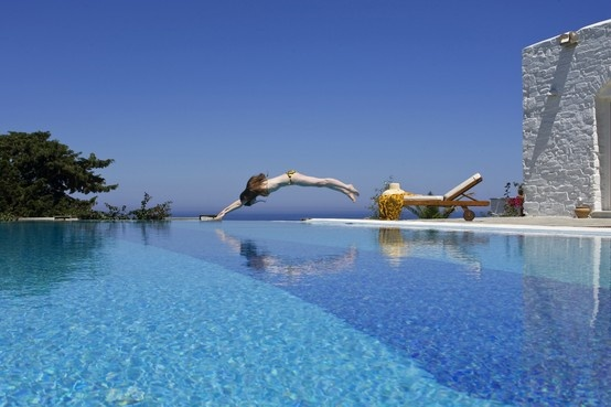 A brief introduction to the aquatic pleasures of the inviting Yria Luxury Resort & Spa...