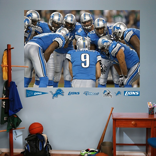 7 Best Detroit Lions Bedroom Decor Ideas Images On