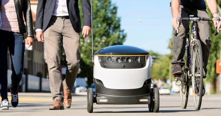 自走ロボットによる配達法が米バージニア州で成立、7月1日施行へ。フロリダ他でも制定の動き (Engadget 日本版) | ホリエモンドットコム