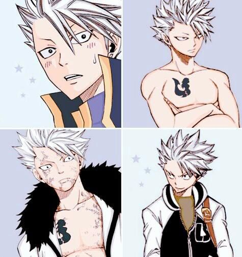 Lyon Vastia from Fairy Tail