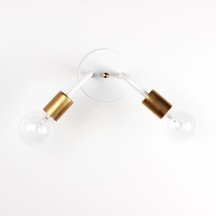 Wall Sconce [Single & Double]: Remodelista