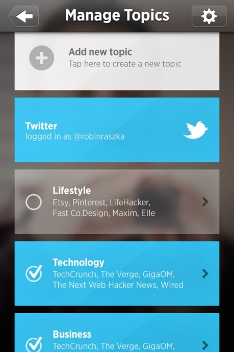 30 Recent Inspirational UI Examples in Mobile Device Screens