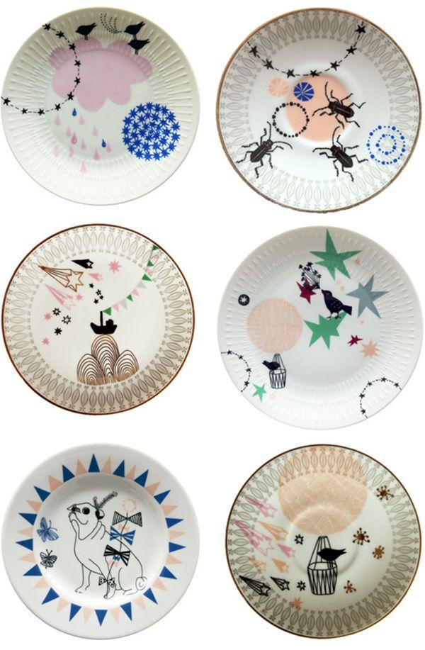 Plates by Meyer-Lavigne.