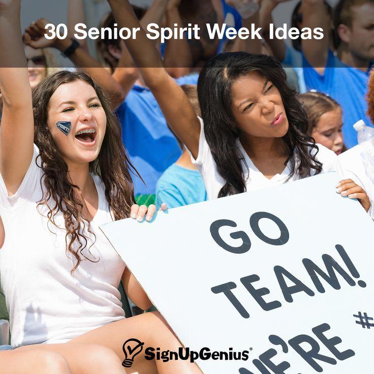 On Sunday before Senior Week the parents placed locker ... |Senior Week Ideas