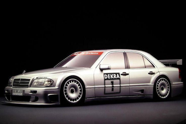 .Mercedes-Benz C Klasse DTM -- wow.