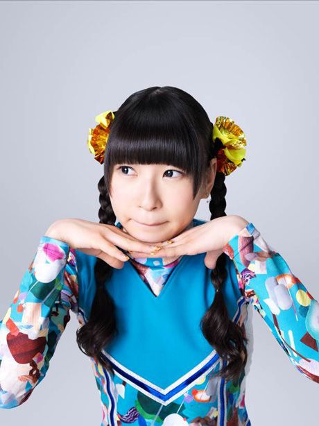 Fourth Anitama Festival: Appointment Ceremony for Ayane Fujisaki from Dempagumi.inc