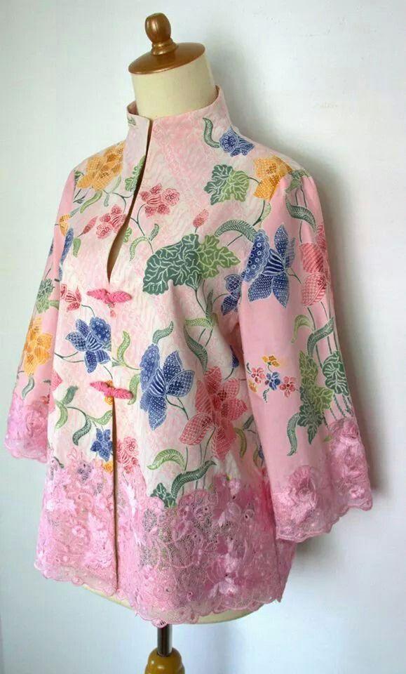 Baju bunga 2 - 1 part 9
