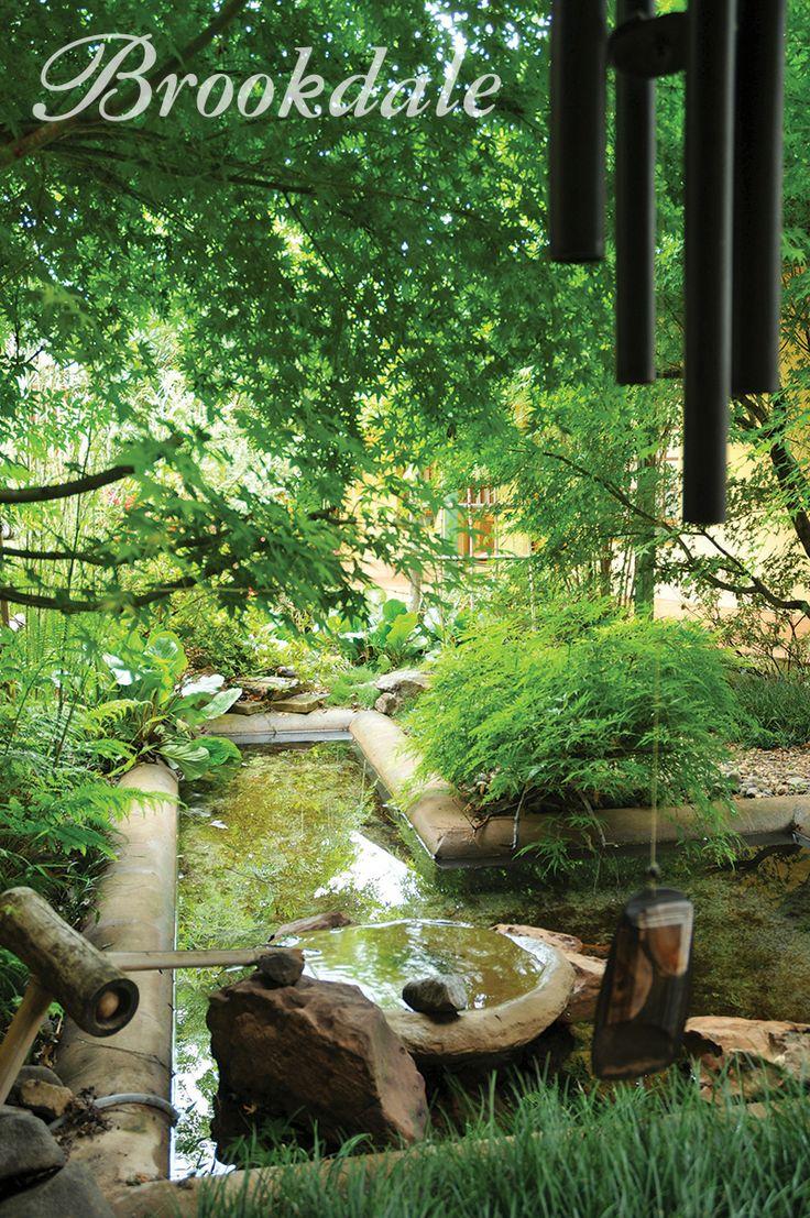 Zen Garden at Brookdale Health Hydro