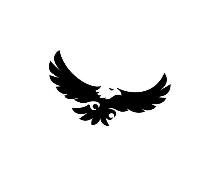Logotype by Adrey Axt #logo #brand #mark #id #bw #logotype #symbol #eagle