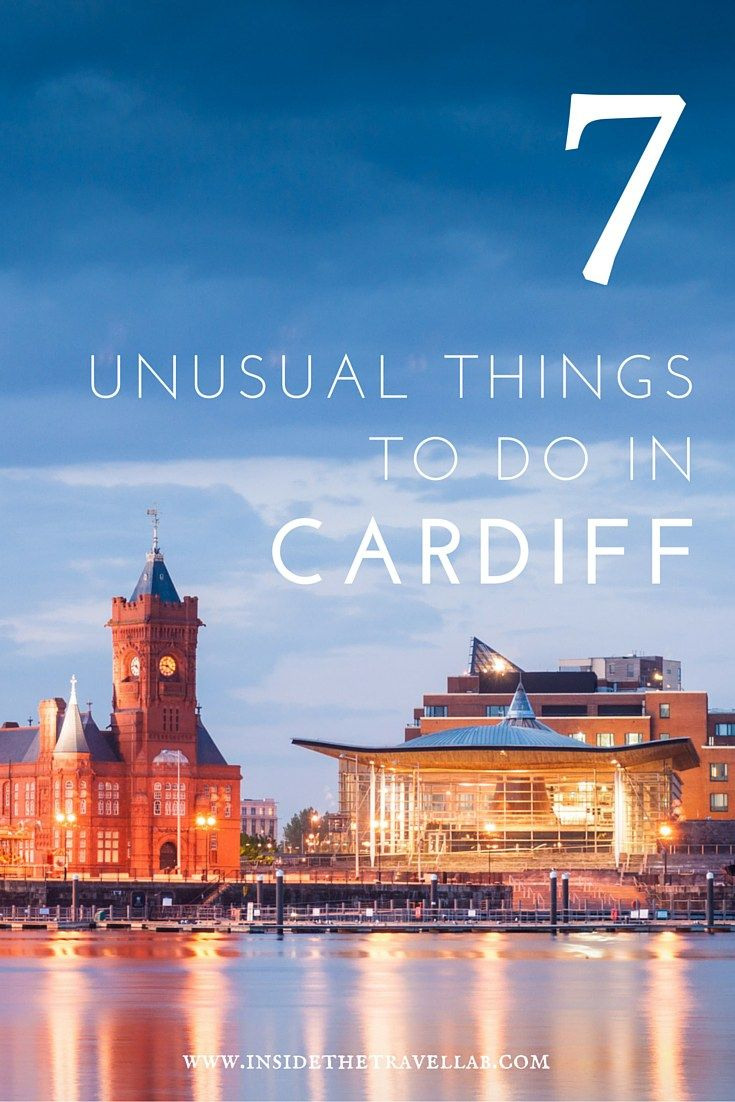 7 Unusual Things To Do In Cardiff