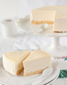 Cheesecake gateau com