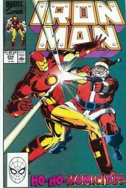 Iron Man, Vol. 1 no.254