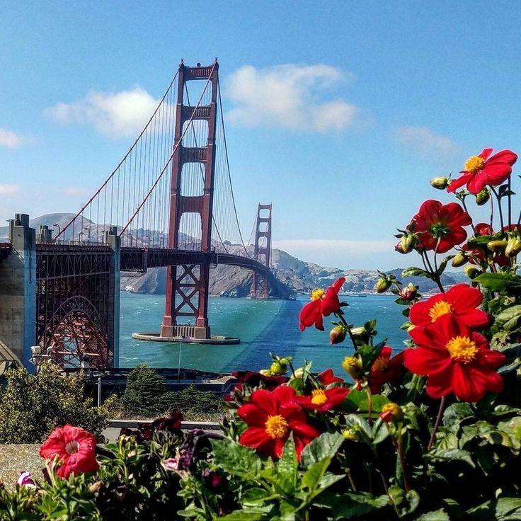 Golden Gate Bridge by Steven Roque sanfrancisco