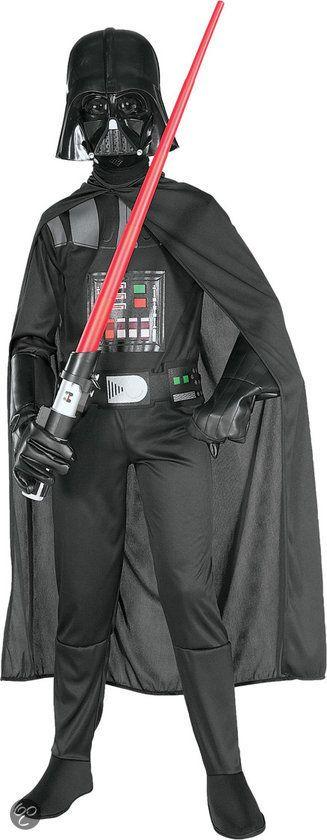 30euro bol.com Star Wars Darth Vader Classic Kind - Carnavalskleding - Maat M - 116/128 - 6-8 jaar