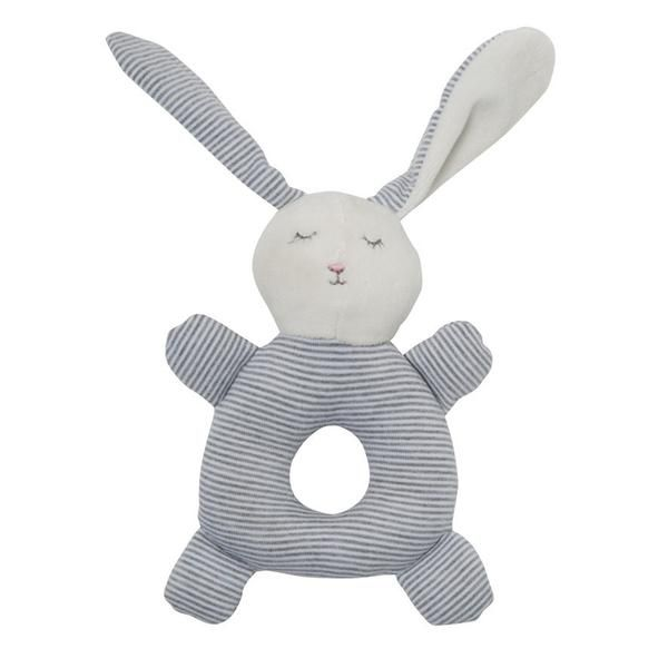 Lily and George | Nap Time Bunny Rattle | Shut the Front Door