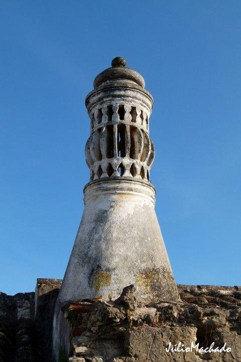 Chaminé dos anos 20,  Algarve-Portugal