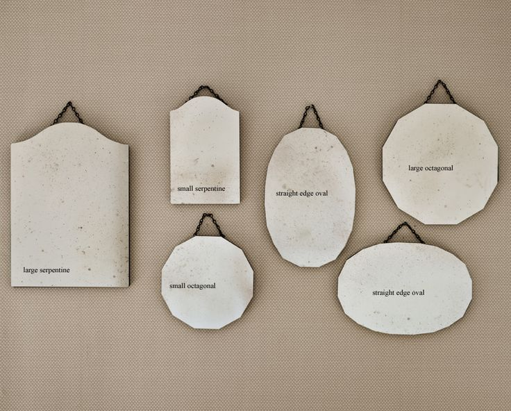 Vintage Mirrors - The Dormy House