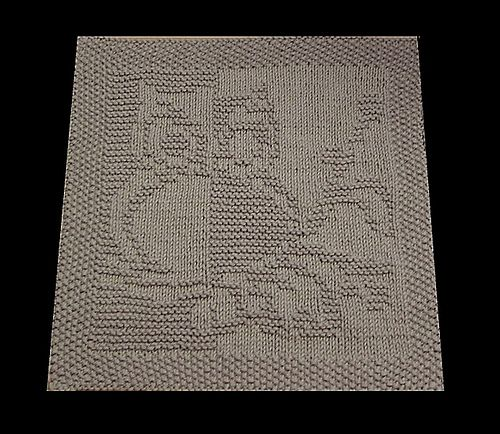 Owl Dishcloth Knitting Patterns Free : Best images about mot f on pinterest broncos