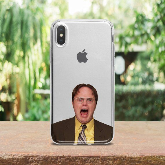 Dwight Schrute Case Iphone Xs Max Case Inspried By The Office Tv Show Galaxy S9 Plus Case Iphone Xr Iphone Iphone Cases Case Iphone xs office wallpaper
