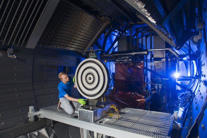 Ion Thruster Prototype Breaks Records in Tests, Could Send Humans to Mars