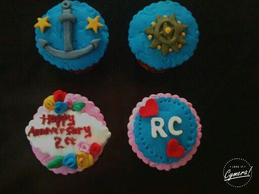 Cupcake sailor