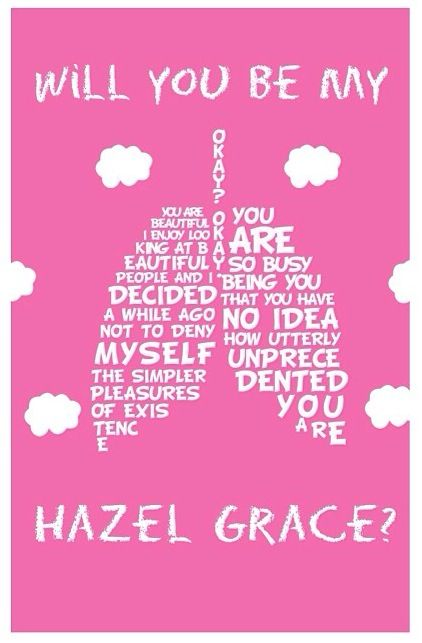 244 best The fault in our stars ☆ images on Pinterest | Tfios ...