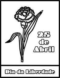 Resultado de imagem para trabalhos de expressao plastica sobre o 25 de abril