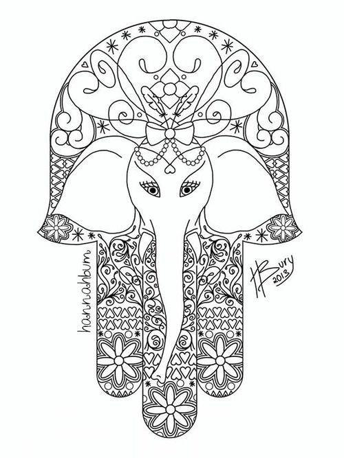 Sword Fish Zentangle Coloring Page Template