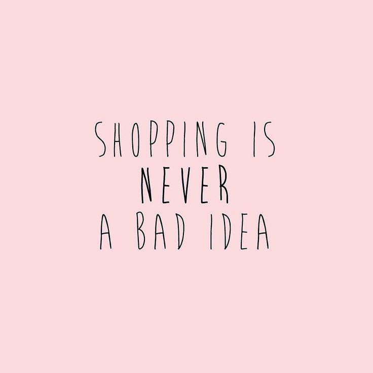 Anybody agree???? #shopaholic