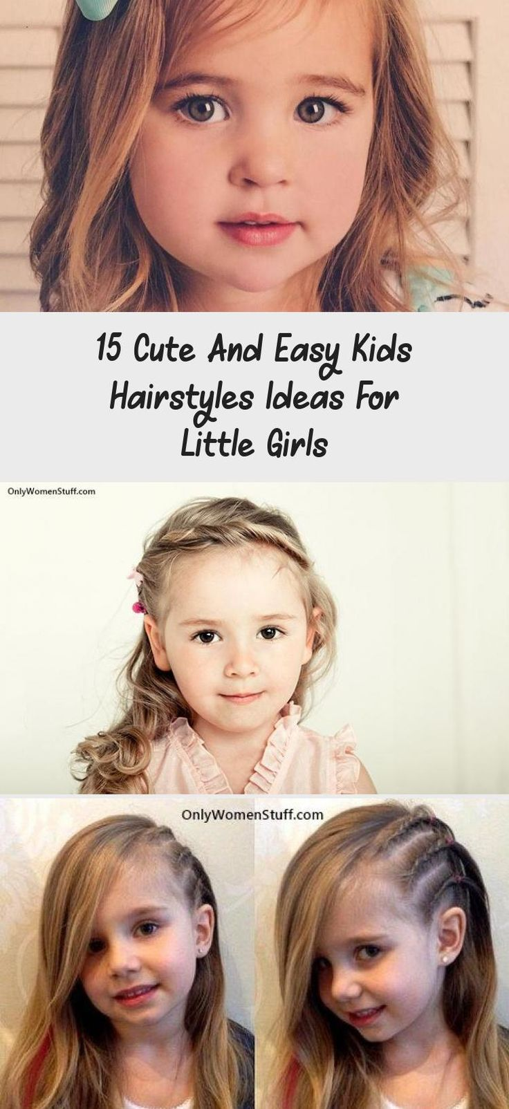 Simple Hairstyle for kids, Best kids hairstyles, Easy Kids Hairstyles, Cute Hairstyles for Little Girls, DIY Hairstyles for Little girls #babyhairstylesBun #babyhairstylesWavy #babyhairstylesWithBows #6Monthbabyhairstyles #babyhairstylesMohawk