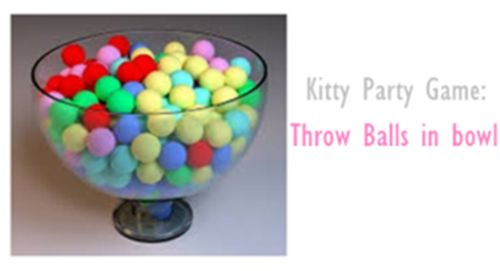 Target bowl and throw maximum balls from distance!
