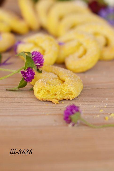 Печенье на желтках. рецепт с фотографиями