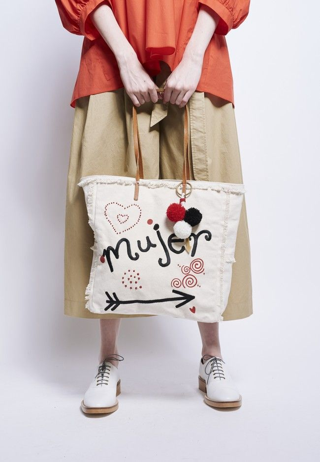 Artisan.Fashion for Karen Walker's new Mujer collection