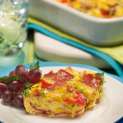 <em>Morningstar Farms®</em> Veggie Medley Frittata