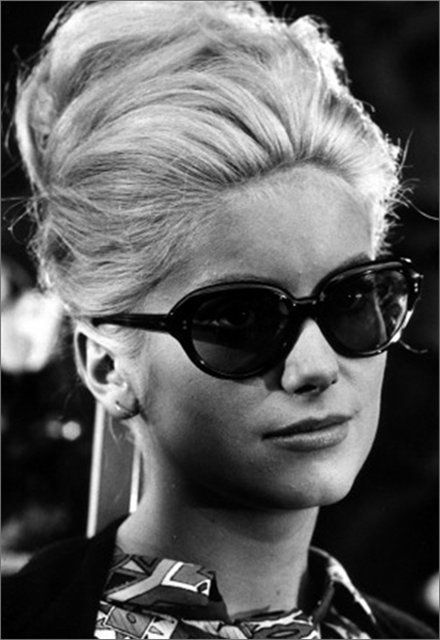 Legendary, French Film Star, Catherine Deneuve, circa 1970s.