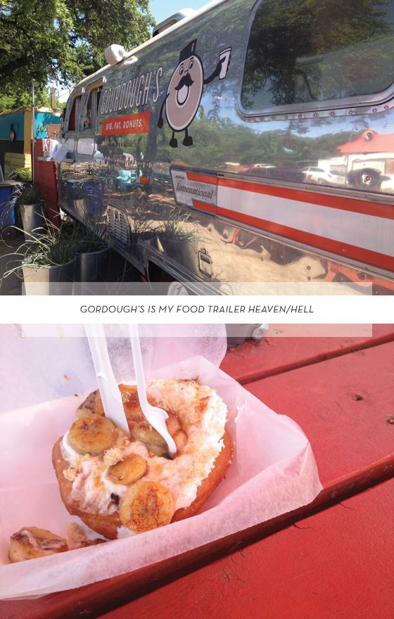 Gordough's Doughnuts, Austin, Texas....one of the many reasons why I love Austin
