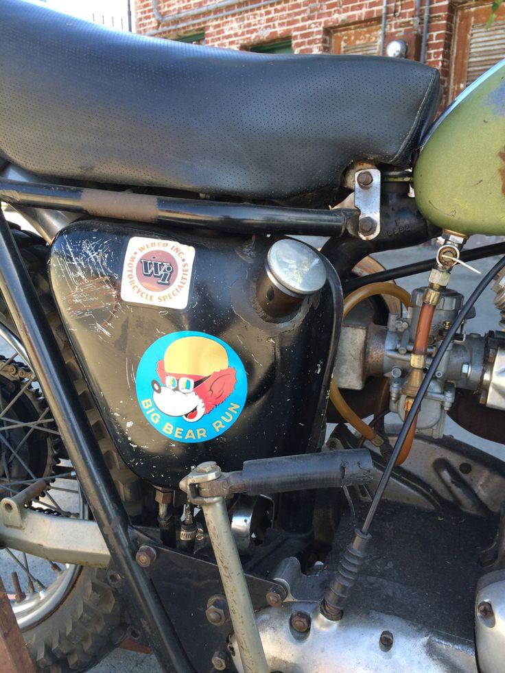 17 Best Images About D Sert Bikes On Pinterest Triumph