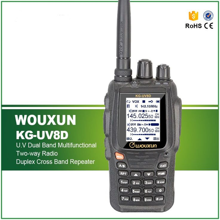 On sale US $135.00  100% Original Cross Band Repeat  VHF UHF 5W WOUXUN KG-UV8D Professional Long Range Two Way Radio  #Original #Cross #Band #Repeat #WOUXUN #KG-UV-D #Professional #Long #Range #Radio