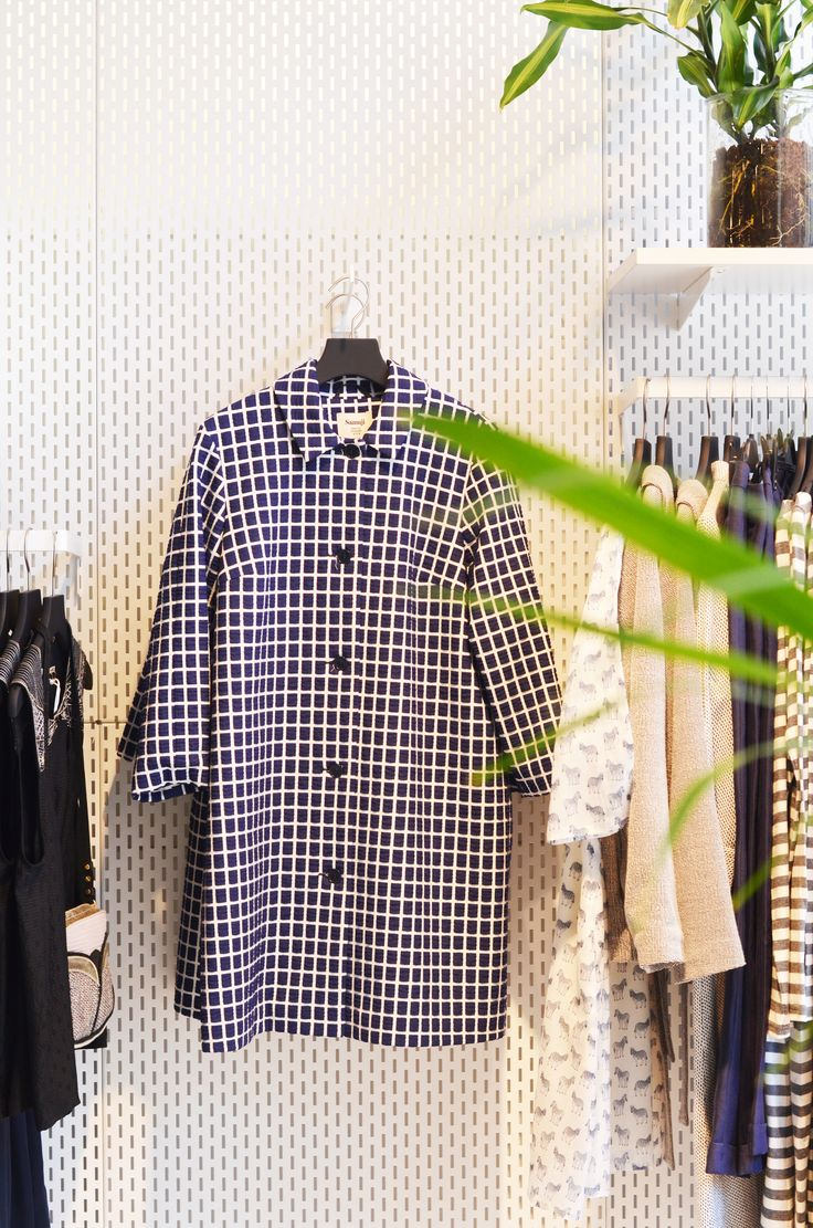 Shopping in Copenhagen, lovely Samuji coat