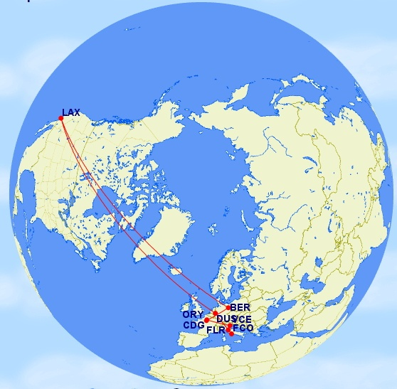 Honeymoon Europe | Our European Backpacking Honeymoon Trip for ~$1,500 Total ...