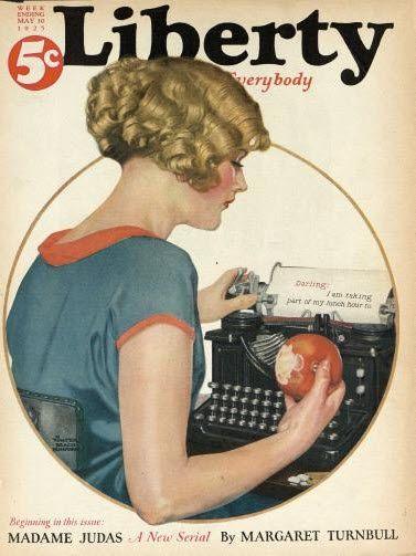 Liberty Mag.  -  May 30 1925