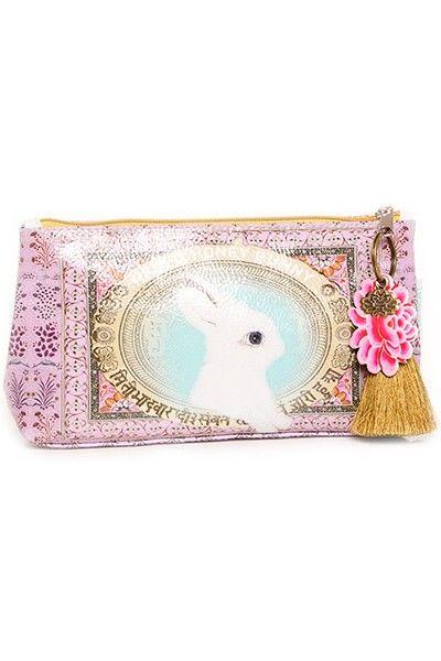 Leather Zip Around Wallet - Manipura Chakra by VIDA VIDA kAzQgKoG