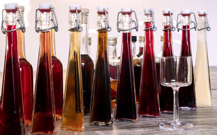 Calcolare il grado alcolico dei liquori fatti in casa è..