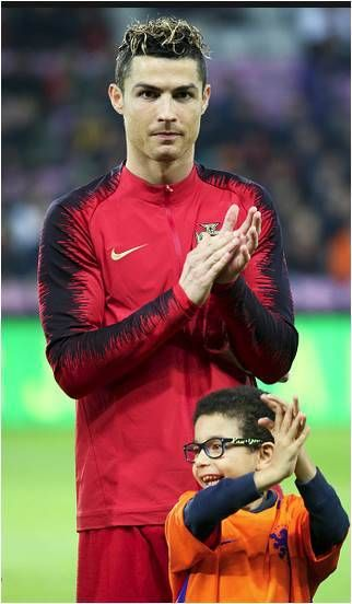 All about CR7